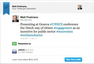 Tweets about UNECE